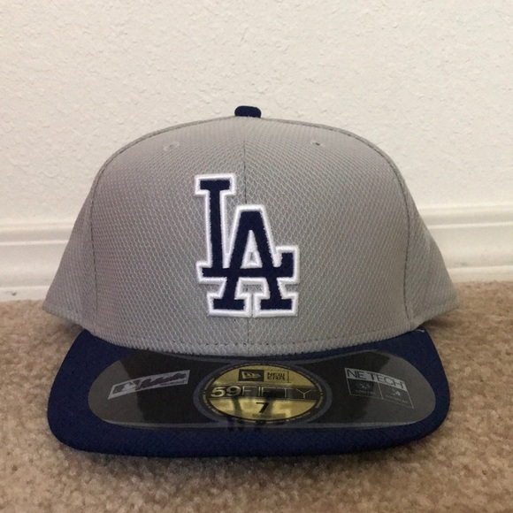 3adb4f30f New Era Accessories | Los Angeles Dodgers Fitted Hat | Poshmark